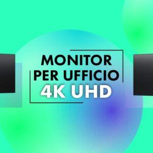 Monitor 4K UHD